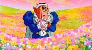 Dabura, celui qui te transforme en pierre avec la salive...
